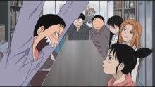 Kuchiki roars at Ogiue