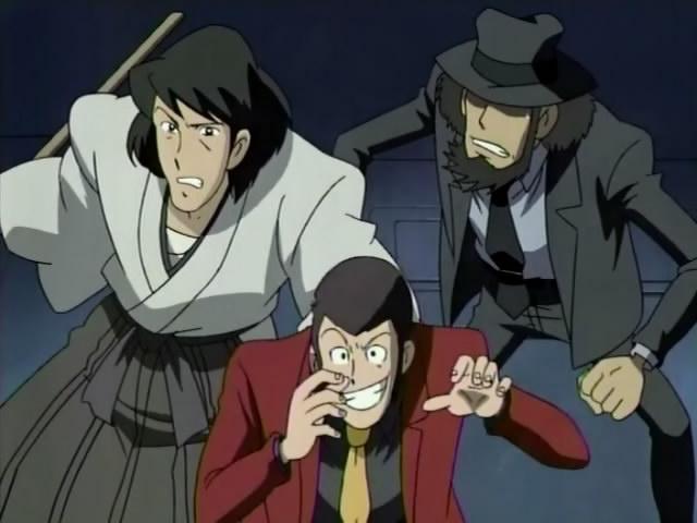 Goemon Lupin Jigen