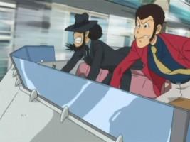 Lupin III: Elusiveness of the Fog