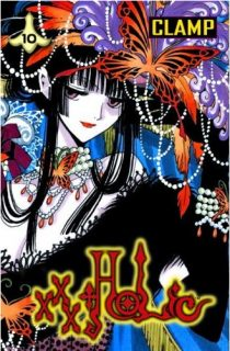 xxxHOLiC Manga Volume 10