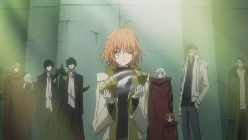 Tsubasa: Tokyo Revelations OVA 03