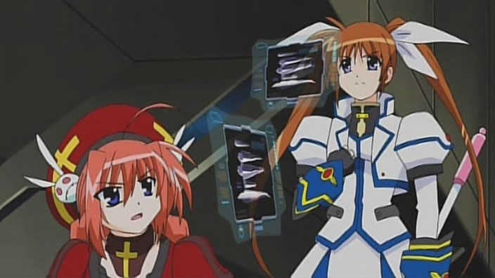 Mahou Shoujo Lyrical Nanoha StrikerS 21
