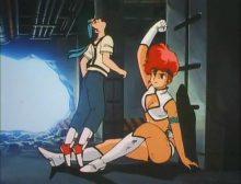 Dirty Pair OVA 04