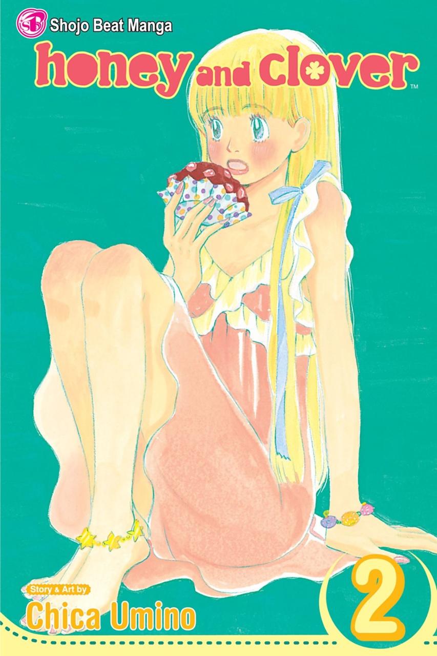 Honey and Clover Manga Volume 2