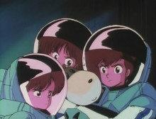 Dirty Pair OVA 08