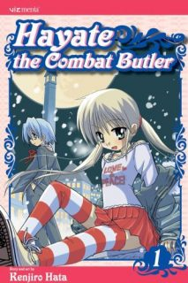 Hayate the Combat Butler Volume 1