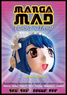 Manga Mad Tokyo Otaku