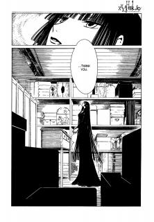 xxxHOLiC Manga Chapter 168