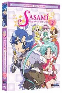 Sasami: Magical Girls Club 2 DVD