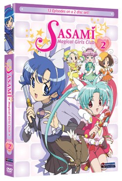 Sasami: Magical Girls Club 2 DVD