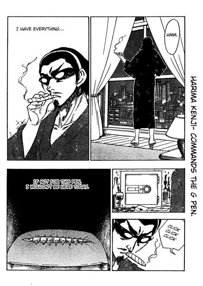 School Rumble Z Chapter 03
