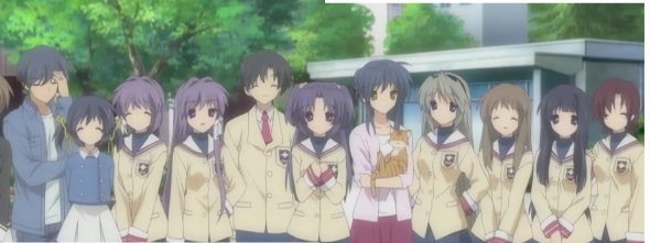 Clannad After Story 13