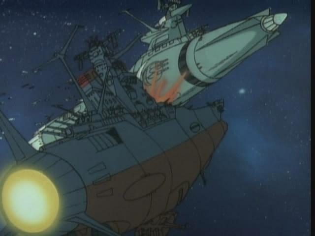 Space Battleship Yamato 2 21