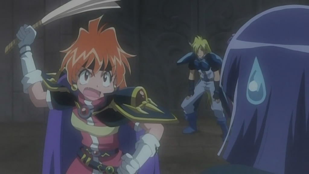 Slayers Evolution-R 11