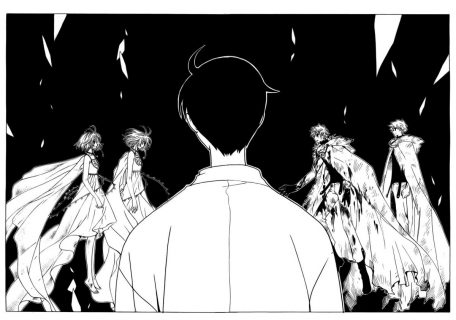 xxxHOLiC Manga Chapter 177