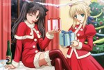 "Merry Christmas -- ""Fate/stay night"" Style!"