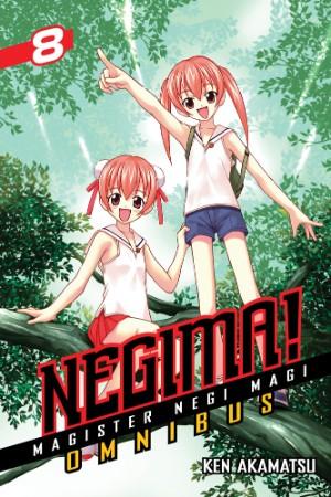 Negima omnibus volume 8 (Negima! Manga Volume 23)