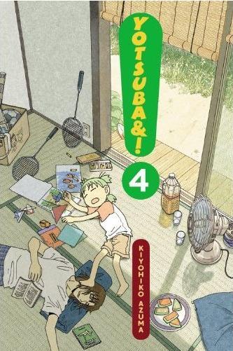 Yotsuba&! Volume 4