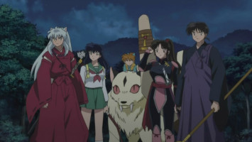 Inuyasha: Final Act - 04
