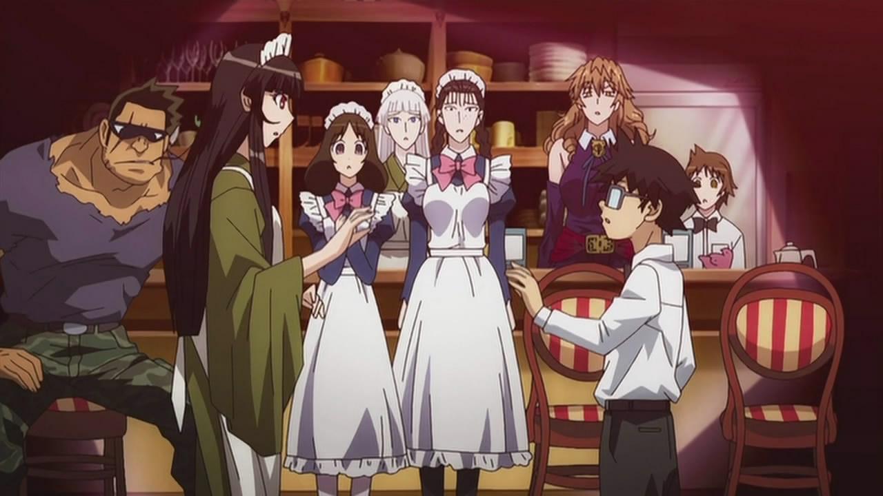 Natsu no Arashi! Akinai-chuu - 09