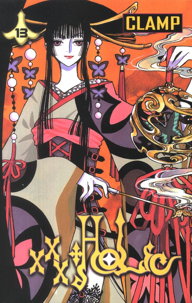 xxxHOLiC Manga Volume ...