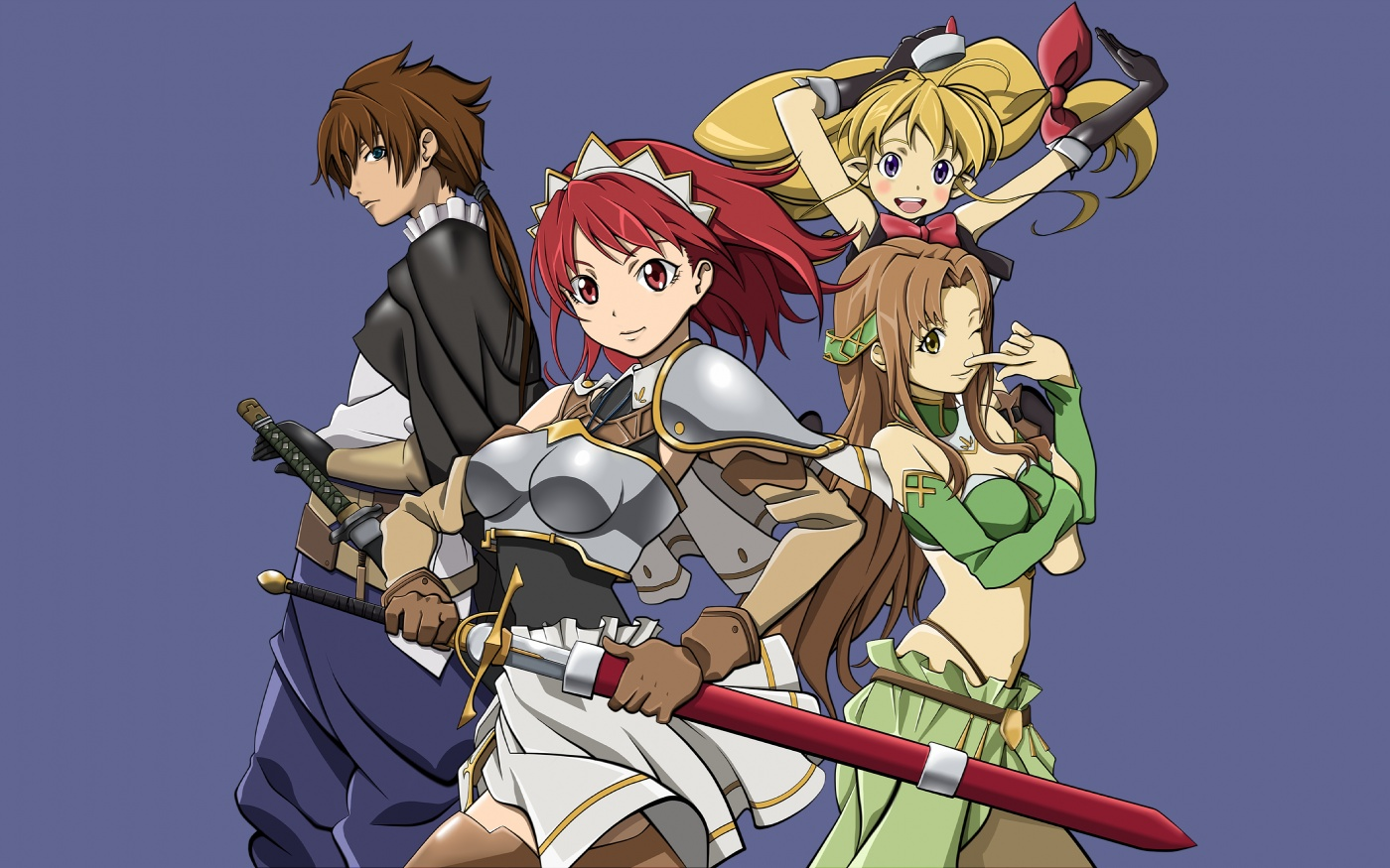 Seiken no Blacksmith (The Sacred Blacksmith)