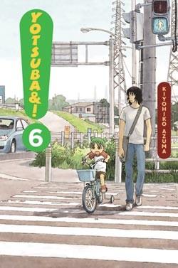 Yotsuba&! Manga Volume 6