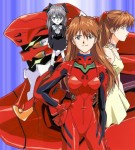 Some Evangelion and Asuka Love