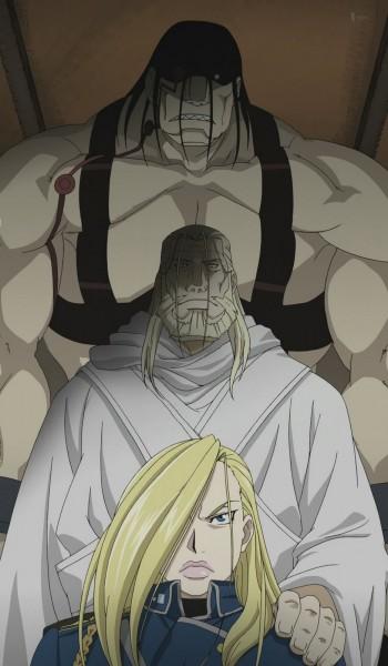 Fullmetal Alchemist Brotherhood - 46
