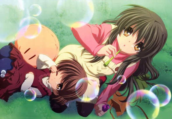 [Clannad After Story] Bubbles