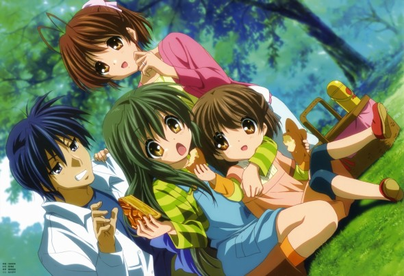 [Clannad After Story] Fun Times