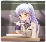 Angel Beats! -- What Tenshi Really Thinks of Mapo Tofu