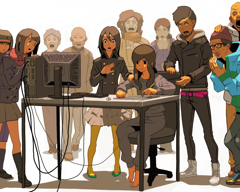 Computer Artist