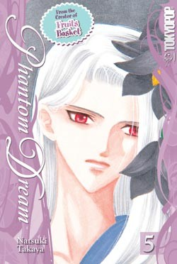 Phantom Dream Manga Volume 5
