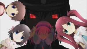 x3 Yuri's demon