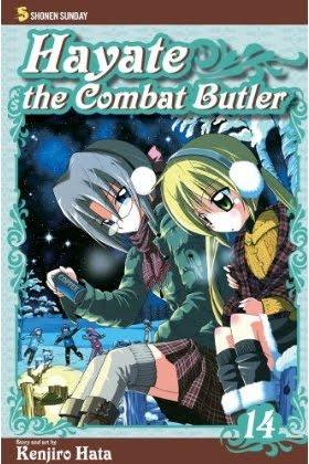 Hayate the Combat Butler Volume 14