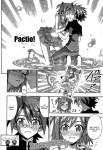 Negima! Manga Vol 32 Ch 289 Review