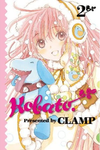 Kobato. Manga Volume 02