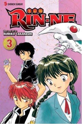 RIN-NE Manga Volume 03