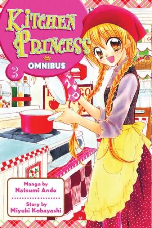 Kitchen Princess Omnibus Volume 03