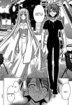Negima! Manga Vol 33 Ch 296 Review