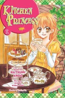 Kitchen Princess Volume 8