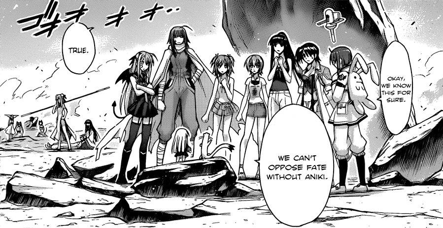 Negima! Manga Vol 34 Ch 308