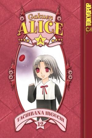 Gakuen Alice Manga Volume 12