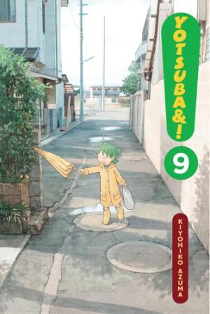 Yotsuba&! Manga Volume 9