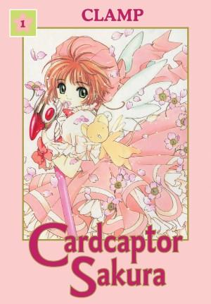 Cardcaptor Sakura Omnibus 01
