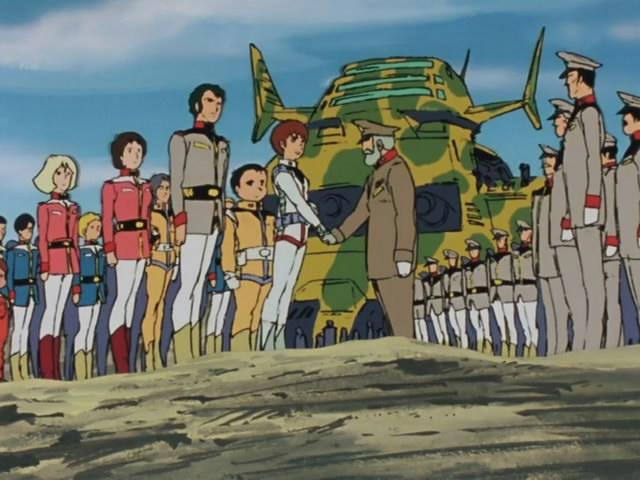 Mobile Suit Gundam - 25