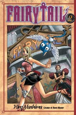 Fairy Tail Manga Volume 02