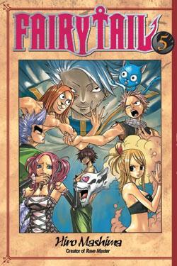 Fairy Tail Volume 5