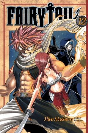 Fairy Tail Volume 12